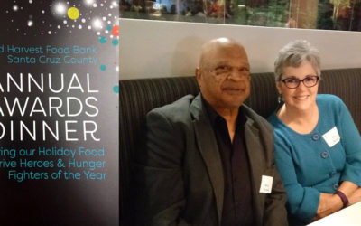 Henry Reynolds named Hunger Fighter of the Year